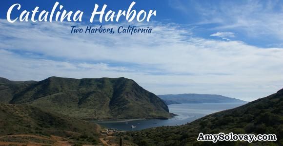 Catalina Harbor in Two Harbors, California -- Catalina Island