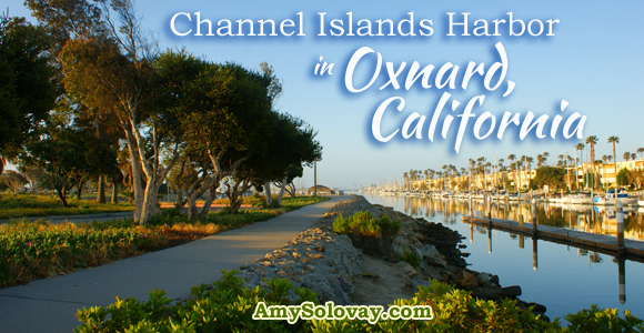 Channel Islands Harbor in Oxnard, California